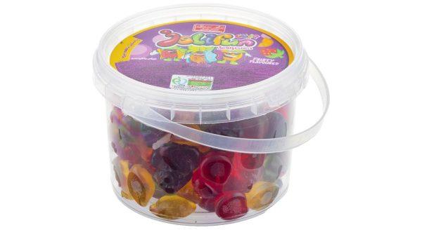 پاستیل میوه ای شیرین عسل Fruit مقدار 300 گرمی
